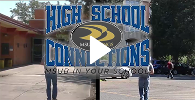 MSUB High School Connections