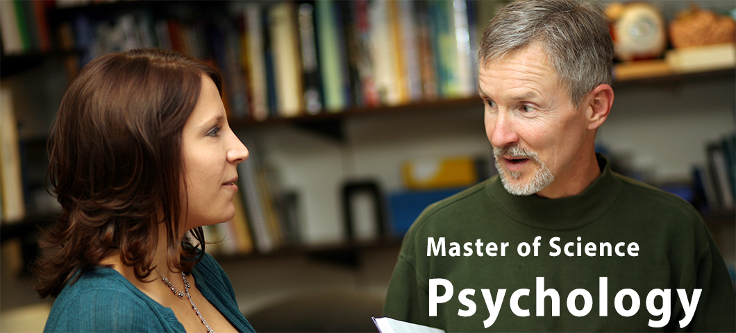 Master of Science in Psychology