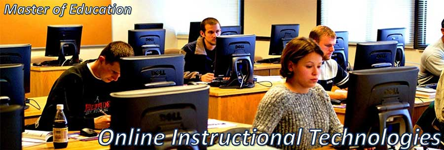 Master of Education in Online Instructional Technologies